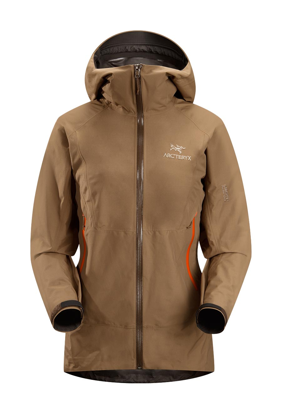 Arcteryx Nubian Brown Beta SL Jacket